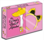 Emmas Alphabet Ballet Giftset - The Wiggles | Paperback Book