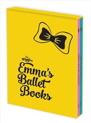 Emma's Ballet Books Slipcase - The Wiggles | Hardback Book