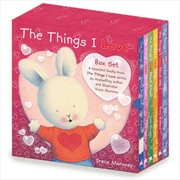 Things I Love: Storybook Gift Slipcase | Hardback Book