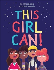 This Girl Can | Hardback Book