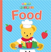 ABC Kids: Play School Food | Board Book