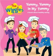 Yummy Yummy In My Tummy - A book about healthy eating | Board Book