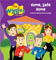 Home Safe Home - The Wiggles: Here To Help | Board Book