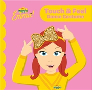 Emma Touch And Feel   Board Book