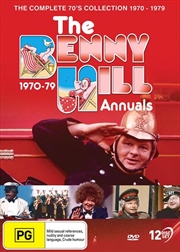 Benny Hill Annuals - 1970 To 1979 | Boxset, The | DVD