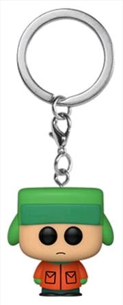 South Park - Kyle Pocket Pop! Keychain | Pop Vinyl