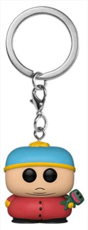 South Park - Cartman with Clyde Frog Pocket Pop! Keychain | Pop Vinyl