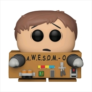 South Park - Awesom-O Unmasked US Exclusive Pop! Vinyl [RS] | Pop Vinyl