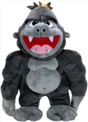 "King Kong - 16"" Hugme Vibrating Plush 