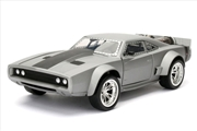 Fast & Furious - Dom's Ice Charger 1:24 Scale Hollywood Ride | Merchandise