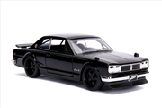 Fast & Furious - Brian's '71 Nissan Skyline 2000 GT-R 1:32 Scale Hollywood Ride | Merchandise