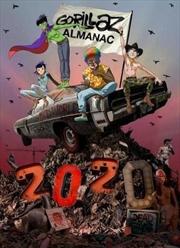 Gorillaz Almanac | Hardback Book