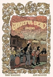 Grateful Dead Origins | Paperback Book