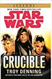 Star Wars: Crucible | Paperback Book