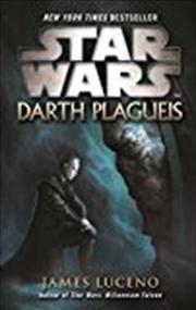 Star Wars: Darth Plagueis | Paperback Book