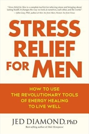 Stress Relief For Men | Paperback Book