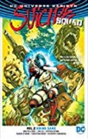 Suicide Squad Vol. 2 (Rebirth) | Paperback Book