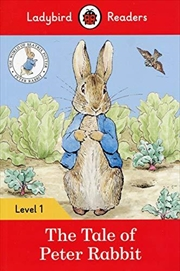 The Tale of Peter Rabbit - Ladybird Readers Level 1 | Paperback Book