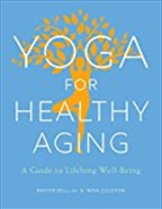 Yoga For Healthy Aging | Paperback Book