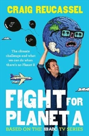 Fight For Planet A | Paperback Book