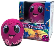 My Audio Pet Bluetooth Speaker Waterproof Splash Pet - Rocktopod the Octopus | Accessories