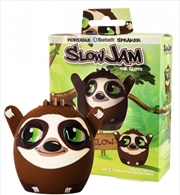 My Audio Pet - Mini Bluetooth Animal Wireless Speaker for Kids of All Ages - Slow Jam the Sloth | Accessories