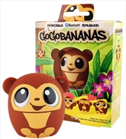 My Audio Pet - Mini Bluetooth Animal Wireless Speaker for Kids of All Ages - Monkey Gogobananas | Accessories