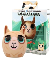 My Audio Pet - Mini Bluetooth Animal Wireless Speaker for Kids of All Ages - Lalala Llama | Accessories