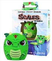 My Audio Pet - Mini Bluetooth Animal Wireless Speaker for Kids of All Ages - Scales the Dragon | Accessories