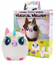 My Audio Pet - Mini Bluetooth Animal Wireless Speaker - Magical Melody Unicorn | Accessories