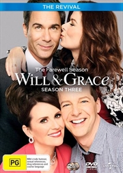 Will and Grace - The Revival - Season 3 | DVD