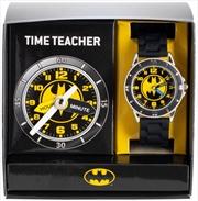Batman Time Teacher Watch Pack | Apparel