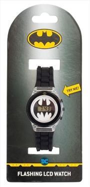 Batman Light Up Digital Watch | Apparel