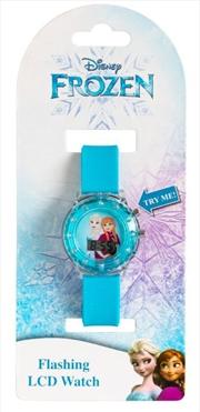 Frozen Light Up Digital Watch | Apparel