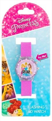 Disney Princess Light Up Digital Watch | Apparel