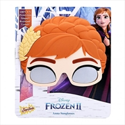 Sun-Staches Big Characters - Frozen 2 Anna | Apparel