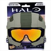 Big Characters: Halo Sun-Staches | Apparel
