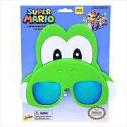 Big Characters: Yoshi Sun-Staches | Apparel