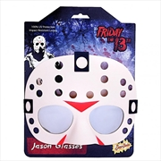 Big Characters: Friday The 13th Sun-Staches | Apparel