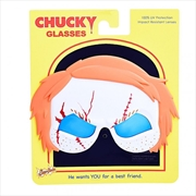 Big Characters: Chucky Sun-Staches | Apparel