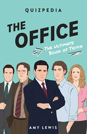 Office Quizpedia : The ultimate book of trivia | Paperback Book