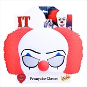 Big Characters: IT Classic Pennywise Sun-Staches | Apparel