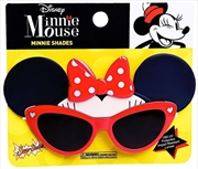 Lil Characters: Minnie Mouse Sun-Staches | Apparel