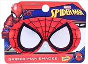 Lil Characters: Spiderman Sun-Staches | Apparel