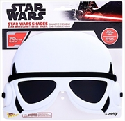 Big Characters: Storm Trooper Sun-Staches | Apparel