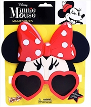Big Characters: Minnie Mouse Sun-Staches | Apparel