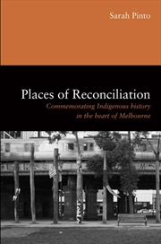 Places Of Reconciliation | Hardback Book