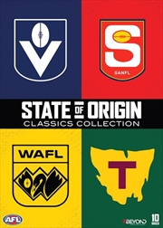 AFL - State Of Origin | Classics Collection | DVD