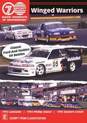 Magic Moments Of Motorsport - Winged Warriors | DVD