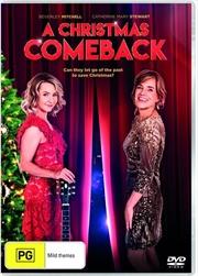 A Christmas Comeback | DVD